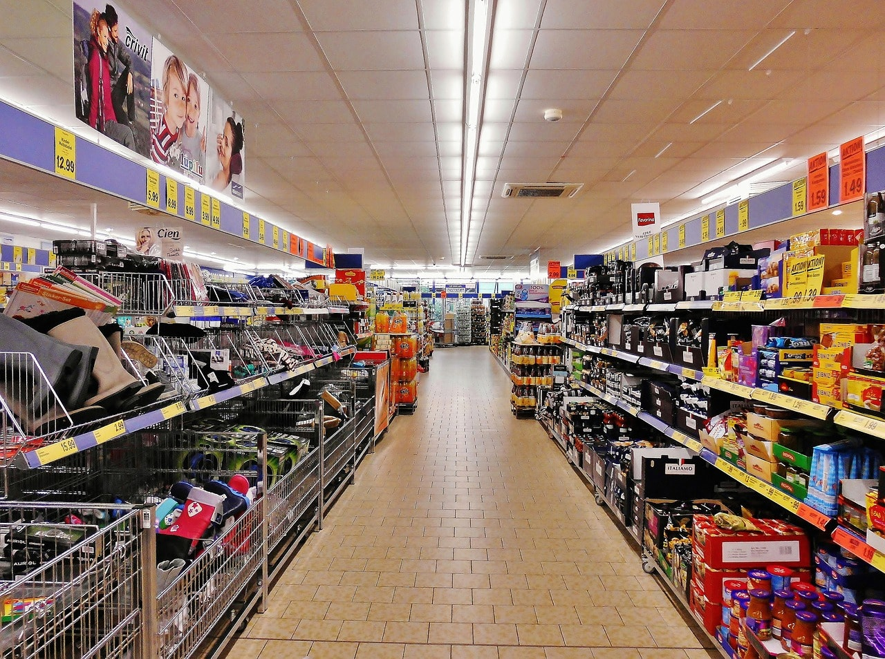 Supermarket Software