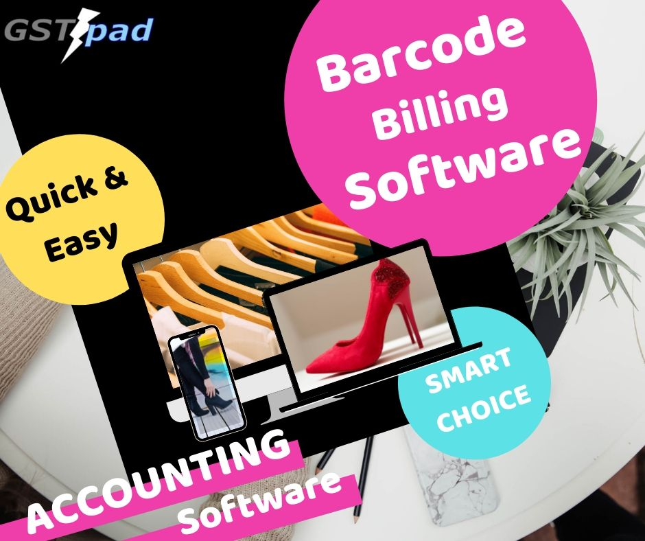 gstpad billing software