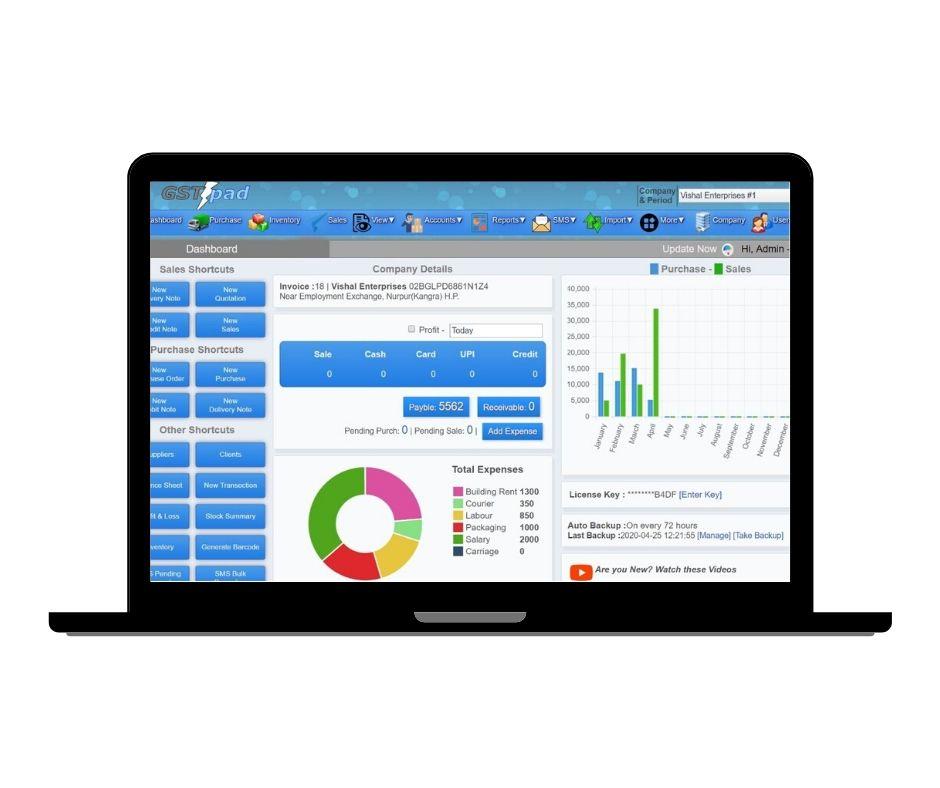 Online billing software_3